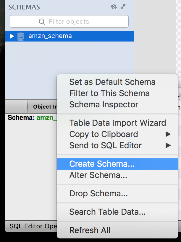 Analyzing Amazon Affiliate sales data with MySQL workbench